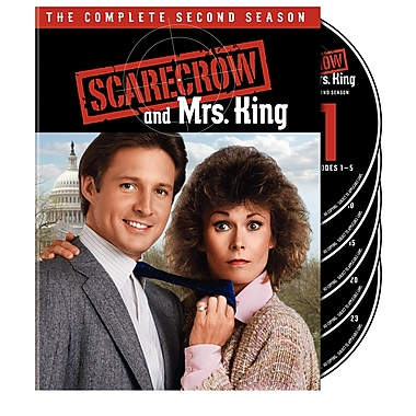 Scarecrow and Mrs. King: The Complete Second Season (DVD)