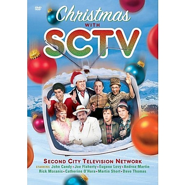 SCTV: Christmas with SCTV (DVD)
