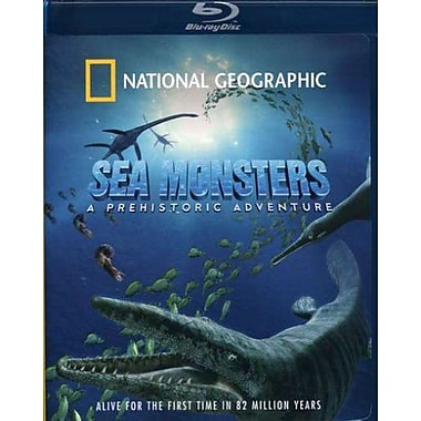 Sea Monsters: A Prehistoric Adventure (DISQUE BLU-RAY)