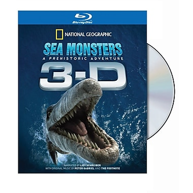 Sea Monsters: A Prehistoric Adventure 3D (DISQUE BLU-RAY)