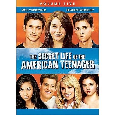 Secret Life of The American Teenager: Volume Five (DVD)