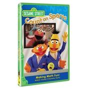 Sesame Street: Count on Sports (DVD)