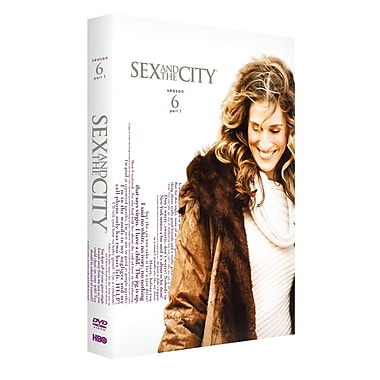 Sex and The City: The Complete Sixth Season, Part I (DVD)