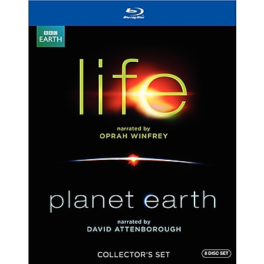 Life/Planet Earth Collection (BLU-RAY DISC)