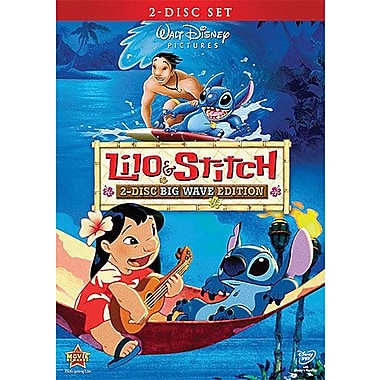 Lilo and Stitch (DVD)