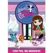 Littlest Pet Shop - Little Pets, Big Adventures (DVD)