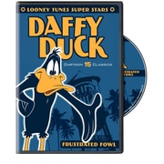 Looney Tunes Super Stars Daffy Duck Frustrated Fowl (DVD)