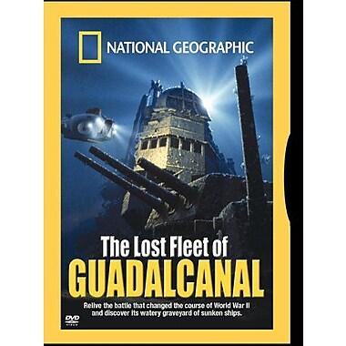 Lost Fleet of Guadalcanal (DVD)