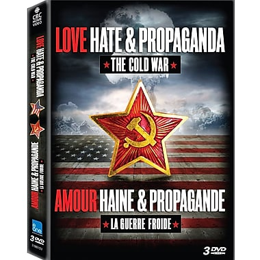 Love, Hate & Propaganda: The Cold War (DVD)