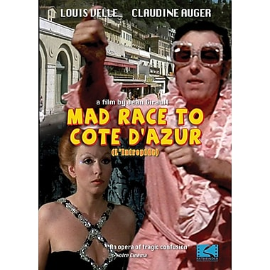 Mad Race to Cote d'Azur (DVD)