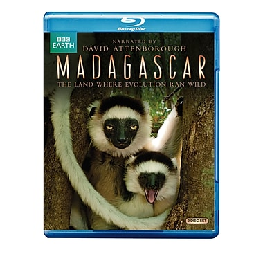 Madagascar (2011) (BLU-RAY DISC)