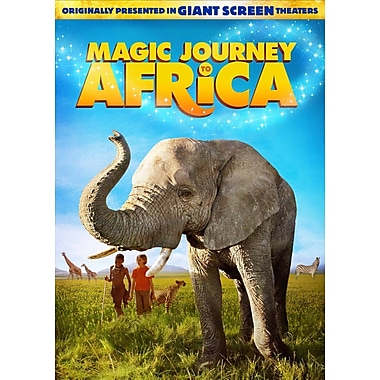 Magic Journey to Africa (DVD)