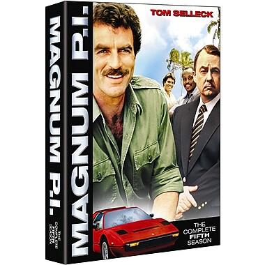 Magnum P.I: Season 5 (DVD)