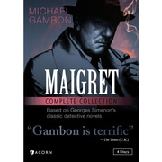 Maigret - Complete Collection (DVD)