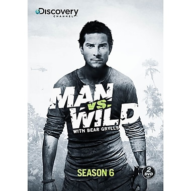Man Vs. Wild - Season 6 (DVD)