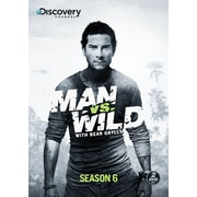 Man Vs. Wild - Season 6 (DVD)