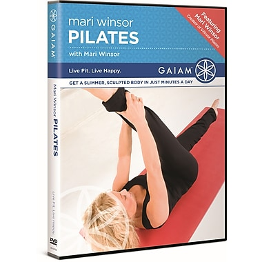 Mari Winsor Pilates (GAIAM MEDIA)