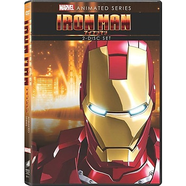 Marvel Ironman: Animated Series (DVD)