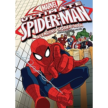 Marvel Ultimate Spider-Man: Avenging Spider-Man (DVD)
