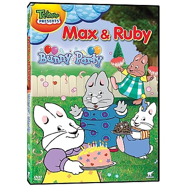 Max & Ruby: Bunny Party (DVD)