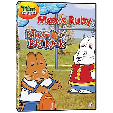 Max & Ruby: Max's Big Kick (DVD)