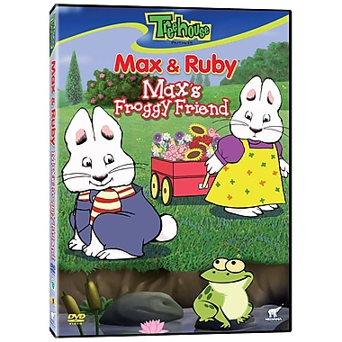 Max & Ruby: Max's Froggy Friend (DVD)