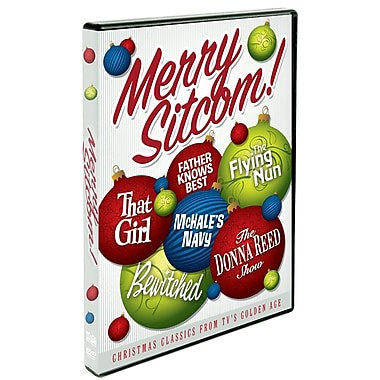Merry Sitcom! Christmas Classics from TV's Golden Age (DVD)