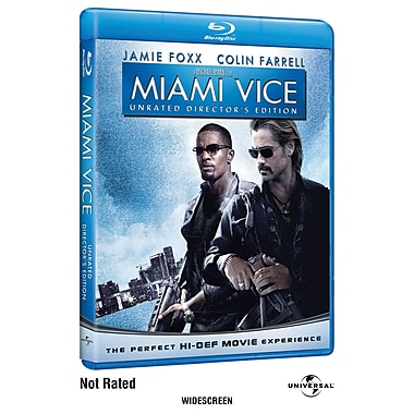 Miami Vice BR (BLU-RAY DISC)