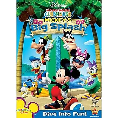 Mickey's Big Splash (DVD)