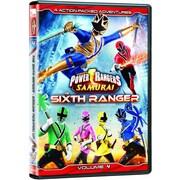 Power Rangers Samurai: The Sixth Ranger Volume 4 (DVD)