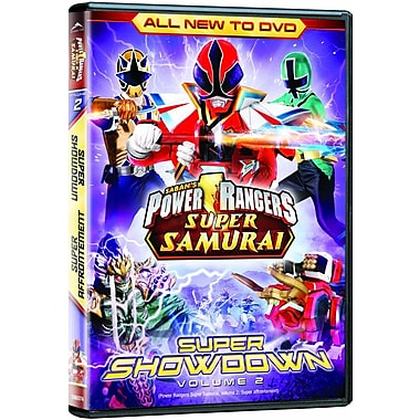 Power Rangers Super Samurai: Super Showdown Volume 2 (DVD)
