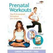 Prenatal Workouts (2-Pack) (DVD)