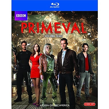 Primeval: Volume 3 (BLU-RAY DISC)