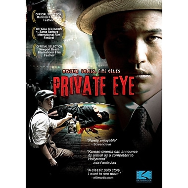 Private Eye (DVD)