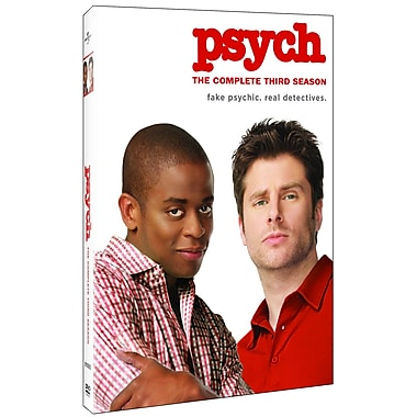 Psych Season 3 (DVD)