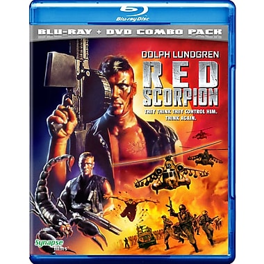 Red Scorpion (DISQUE BLU-RAY)