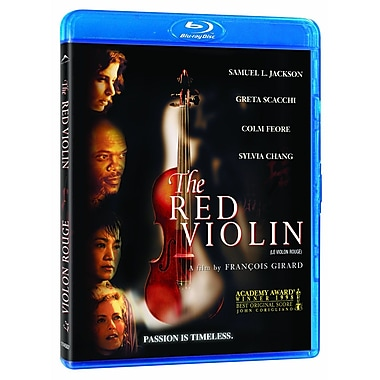 Red Violin (BLU-RAY DISC)