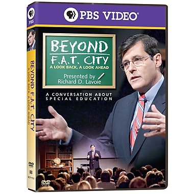 Richard Lavoie: Beyond F.A.T. City (DVD)