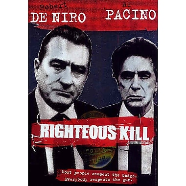 Righteous Kill (DVD)