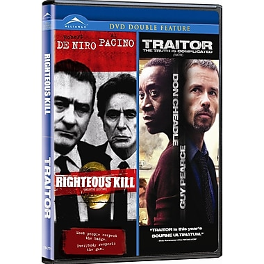 Righteous Kill/Traitor (DVD)
