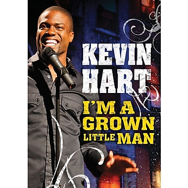Kevin Hart: I'm a Grown Little Man (DVD)