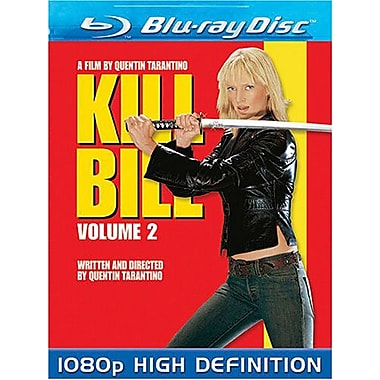 Kill Bill: Volume2 (BLU-RAY DISC)