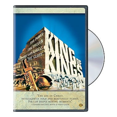 King of Kings (1961) (DVD)