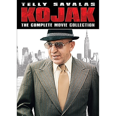 Kojak: Complete Movie Collection (DVD)