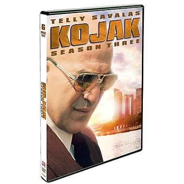 Kojak: Season 3 (DVD)