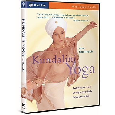 Kundalini Yoga DVD With Gurmukh (GAIAM MEDIA)
