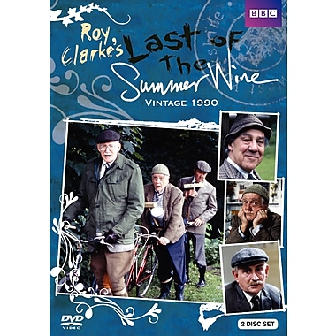 Last of the Summer Wine: Vintage 1990 (DVD)