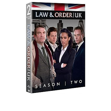 Law & Order UK: Season 2 (DVD)