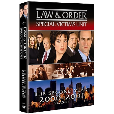 Law & Order: Special Victims Unit: Season 2 (DVD)