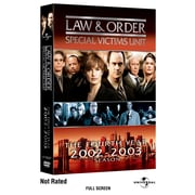 Law & Order: Special Victims Unit: Season 4 (DVD)